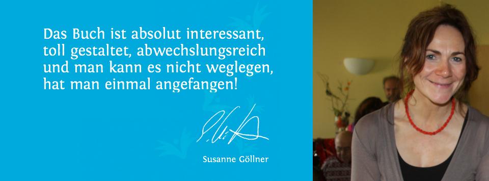 Referenz Erinnerungsbuch Susanne Göllner