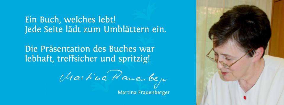 Referenz Firmenchronik Martina Frauenberger